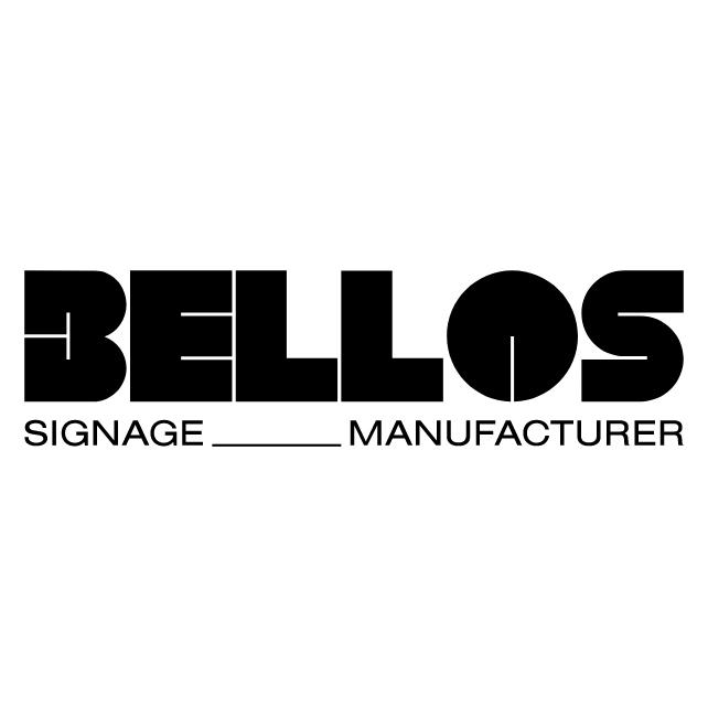 BELLOS SIGNAGE MANUFACTURER