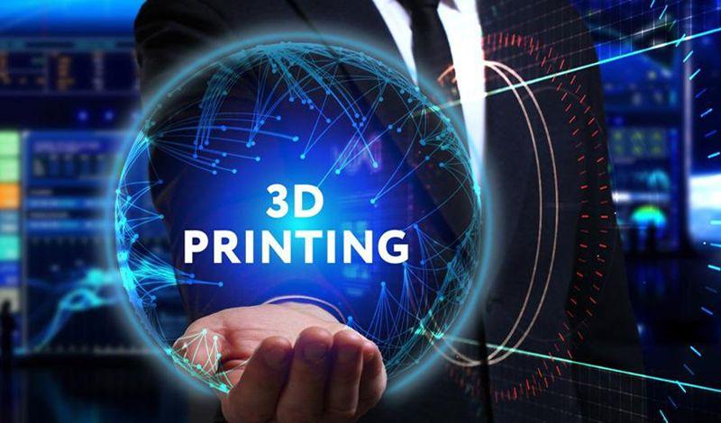 3D εκτύπωση: Το μέλλον;