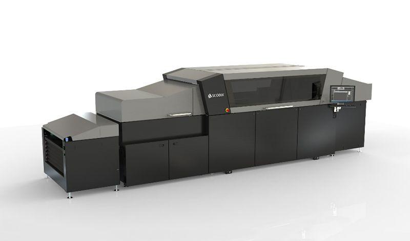Ο νέος Scodix Ultra™ Press
