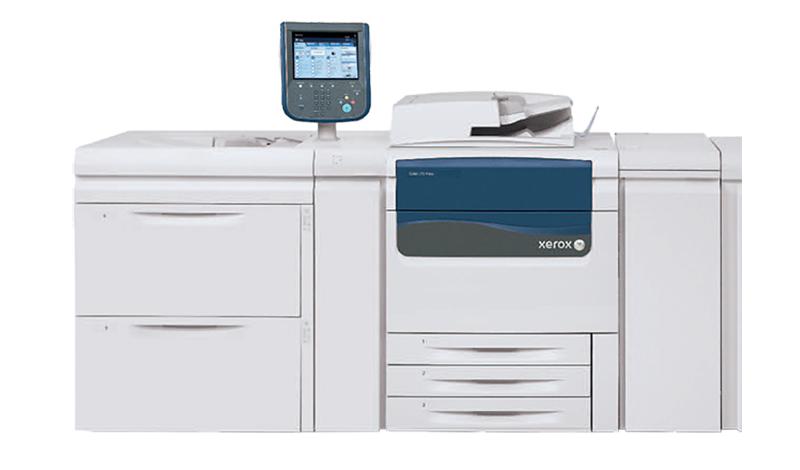 Οι νέες έγχρωμες πρέσες της Xerox εντυπωσιάζουν