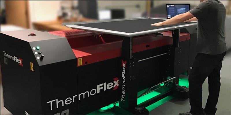 Η Xeikon παρουσίασε το νέο flexo CTP ThermoFlexX 80
