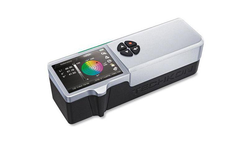 Νέα χαρακτηριστικά του Spectro-Densitometer της Techkon