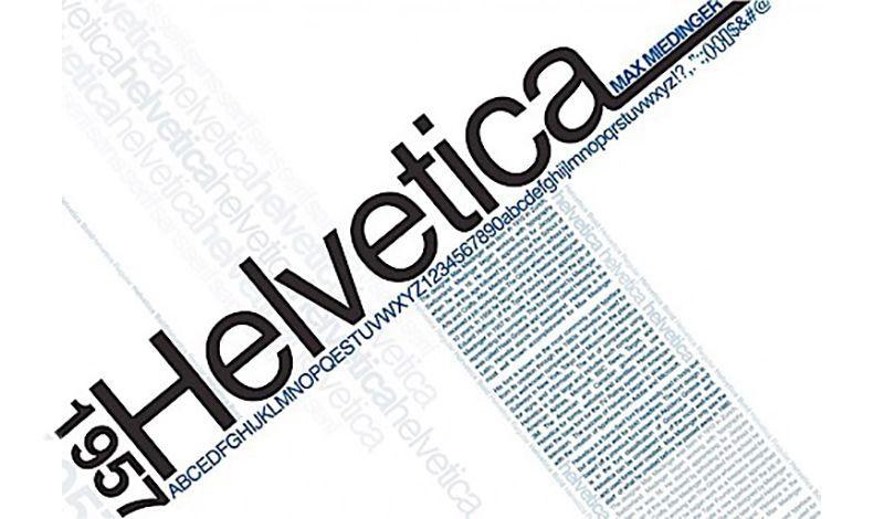 Η πιο ιστορική γραμματοσειρά στη νεότερη ιστορία της τυπογραφίας