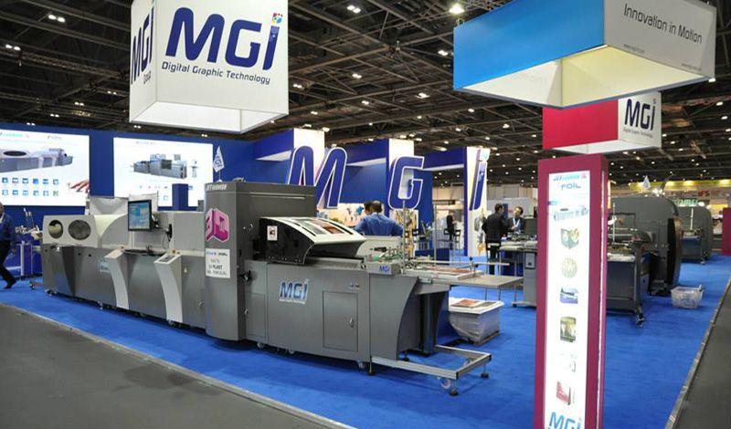IPEX 2014: τα νέα προϊόντα MGI και η επίσημη παρουσίαση της ψηφιακής χρυσοτυπίας iFOIL