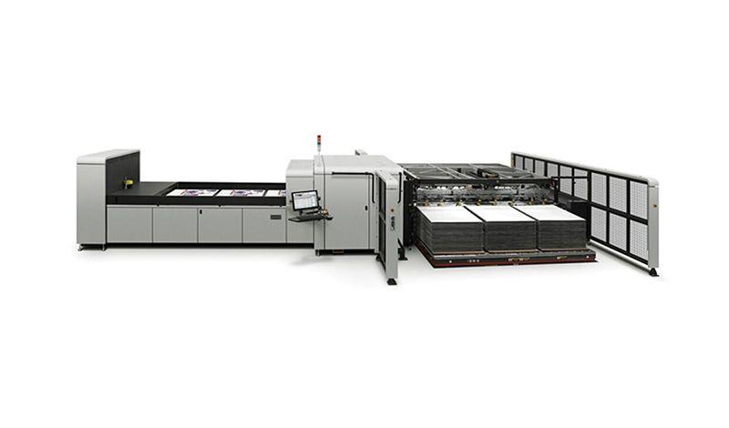 Νέος βιομηχανικός επίπεδος εκτυπωτής HP Scitex 15500 Corrugated Press από την HP