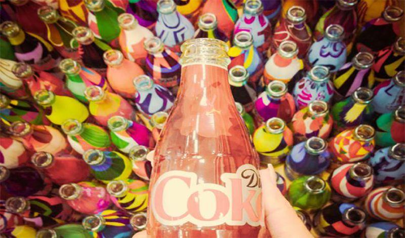 HP Indigo: 2 εκατομμύρια μοναδικά σχέδια για τα μπουκάλια της Coca-Coca Israel