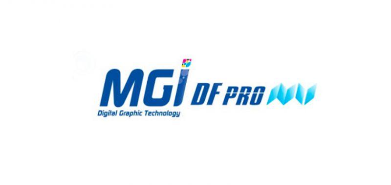 Το σύστημα φινιρίσματος πολλαπλών λειτουργιών MGI DF Pro τώρα και Off-Line, για ψηφιακές και offset εκτυπώσεις