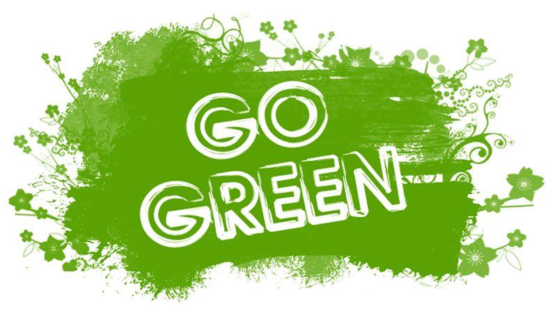 5 ιδέες για να επιλέξετε και εσείς πράσινο