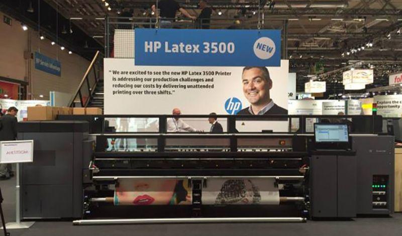 Εκτυπωτές HP Latex 3500 & 3100: Το νέο κεφάλαιο στη βιομηχανική παραγωγή εκτυπώσεων