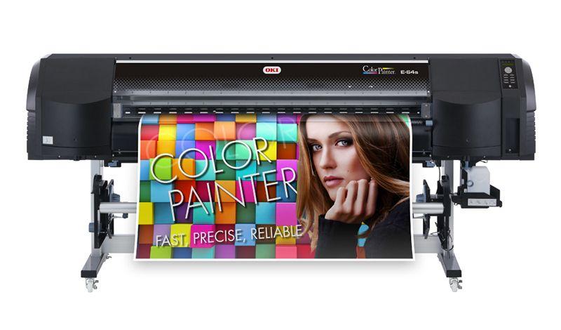Νέος inkjet εκτυπωτής ColorPainter 1,62m από την ΟΚΙ