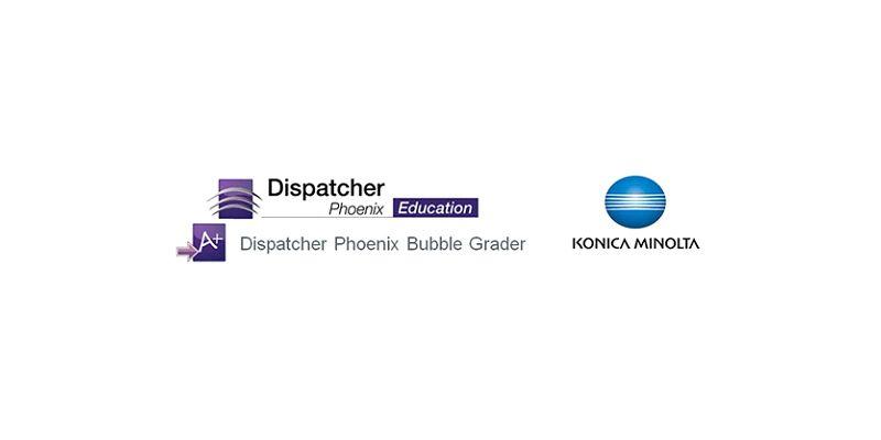 Dispatcher Phoenix Bubble Grader: Η λύση για την ενίσχυση της εκπαιδευτικής παραγωγικότητας από τη Konica Minolta
