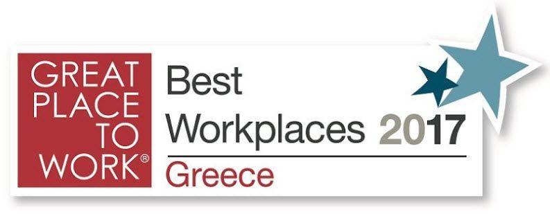 Xerox Hellas: Σημαντική διάκριση στα Best Workplaces 2017