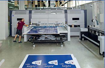 Η Digiprint επενδύει σε εκτυπωτές DURST