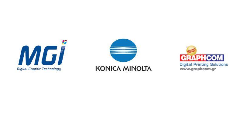Η Konica Minolta έδωσε στη δημιουργία διάσταση και εντυπωσίασε!