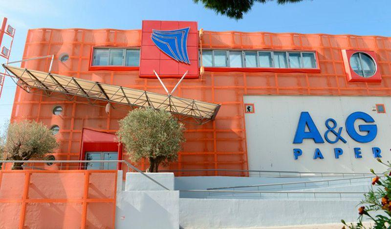 Νέα Συνεργασία της A&G Paper με την εταιρεία Κοτσώνης