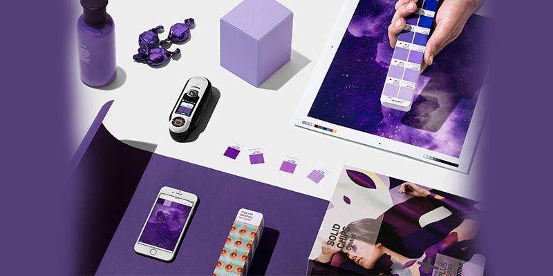 Το Ultra Violet χρώμα της χρονιάς 2018 από την Pantone