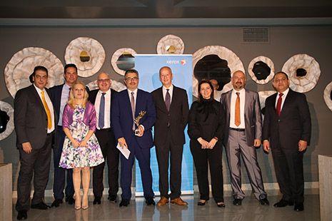 H Xerox Hellas κερδίζει το «Country of the Year Award»