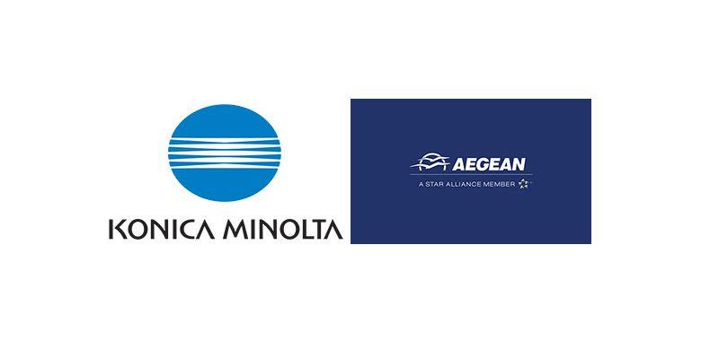 Η Konica Minolta υλοποίησε το έργο MPS της AEGEAN