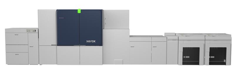 Η Xerox εξελίσσει την τεχνολογία inkjet με τη νέα, καινοτόμα πρέσα Baltoro HF