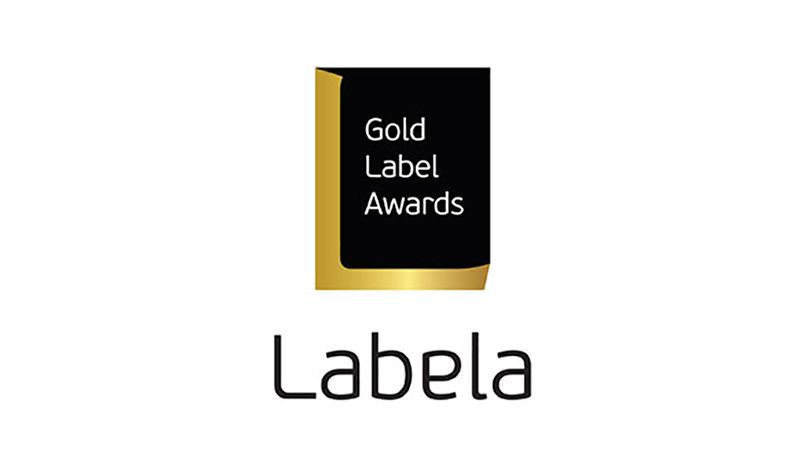 Labela: 5ος Διαγωνισμός Ετικέτας Gold Label Awards 2019