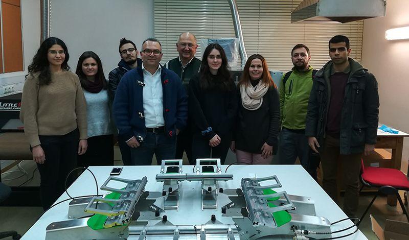 Το Πανεπιστήμιο Ιωαννίνων επιλέγει τις προηγμένες λύσεις μεταξοτυπίας για βιομηχανικές εφαρμογές της Graphcom