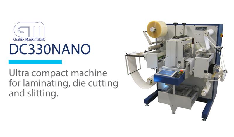 Η Labelart επιλέγει την GM NANO330 για το ψηφιακό φινίρισμα ετικετών