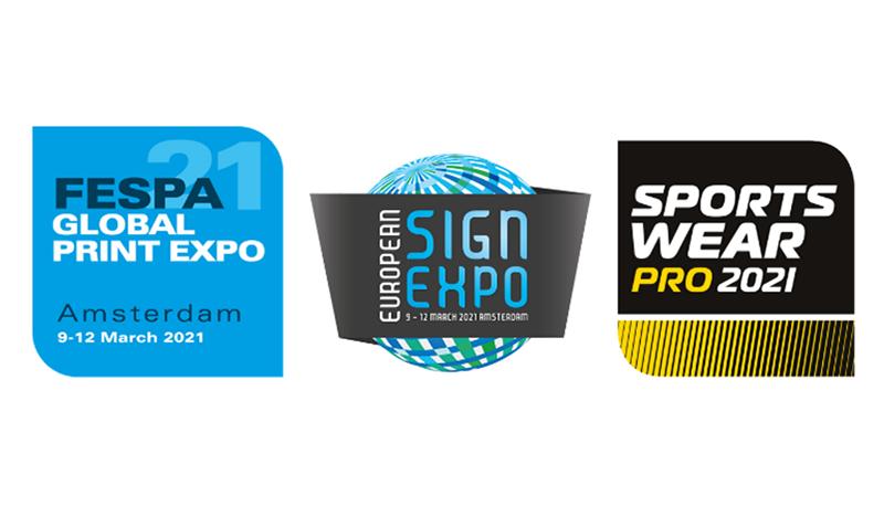 Τον Μάρτιο του 2021 η επόμενη διοργάνωση FESPA Global Print Expo