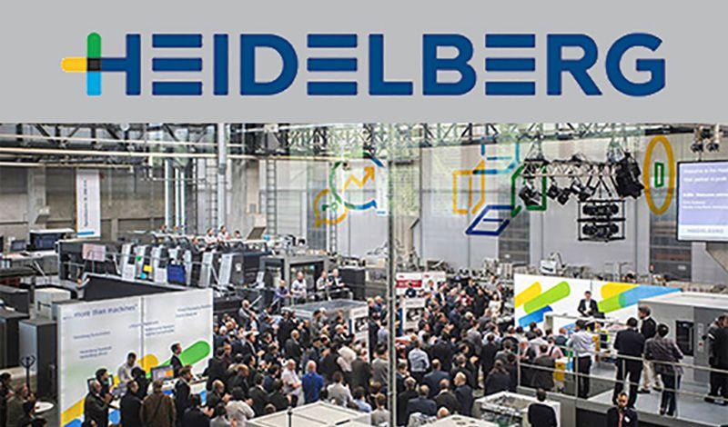 Εβδομάδα καινοτομίας τον Οκτώβριο από την Heidelberg