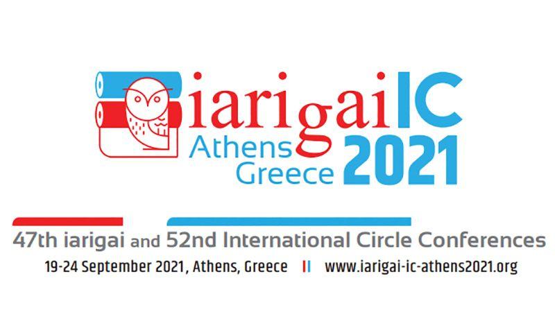 Στην Αθήνα η επόμενη διοργάνωση των συνεδρίων γραφικών τεχνών iarigai & IC 2021