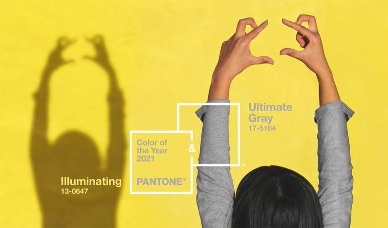 Η PANTONE ανακοίνωσε το χρώμα της χρονιάς 2021