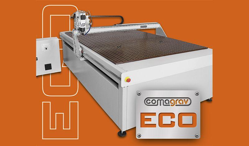 Νέο Eco Router από την Comagrav