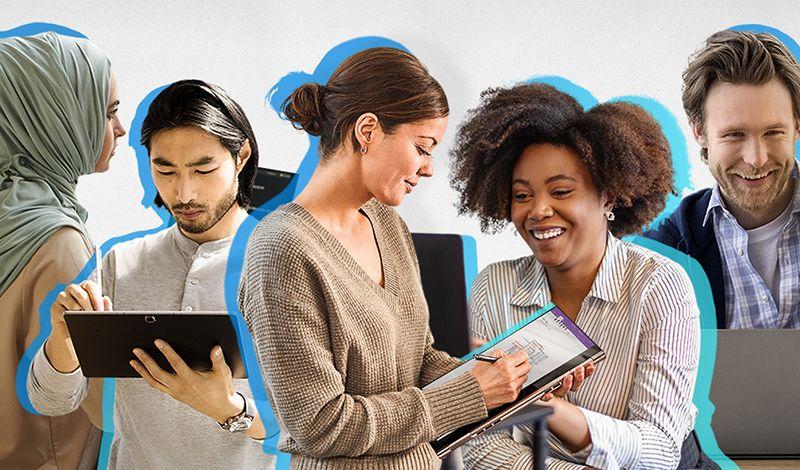 Νέα προγράμματα ψηφιακών δεξιοτήτων για σύνδεση με την αγορά εργασίας από τη Microsoft