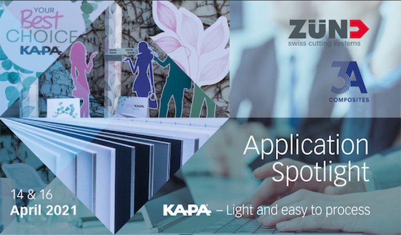 Διαδικτυακή παρουσίαση Zund με εφαρμογές Kappa