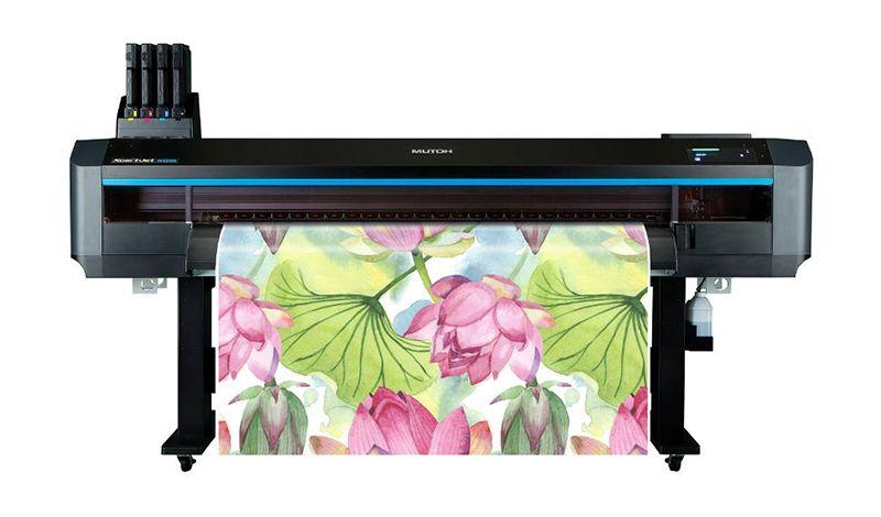 Η Mutoh EMEA παρουσιάζει το νέο inkjet εκτυπωτή νερού, XPJ-1642WR