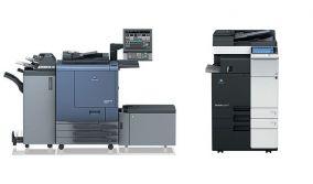Η Πουλιαρεκος Χρήστος ΑΕ παρέχει λύσεις σε μηχανές γραφείου μέσα από τη Graphica 2013