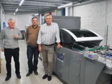 Η Ceysens+Presto Print κατακτά νέες αγορές χάρη στα MGI JETvarnish 3D και iFOIL