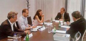 Συνέντευξη τύπου της Heidelberg για την εξαγορά του ομίλου PSG