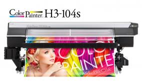 Παρουσίαση του νέου ColorPainter H3-104s της Seiko Instruments