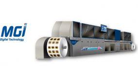 Παγκόσμια καινοτομία: το πρώτο Roll-to-Roll ψηφιακό σύστημα τοπικού UV, γκοφρέ ανάγλυφου και χρυσοτυπίας από την MGI