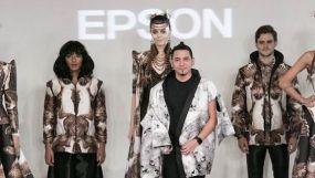 Η τεχνολογία ψηφιακής εκτύπωσης της Epson στη πασαρέλα