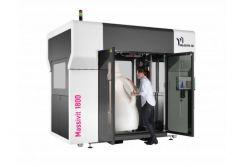 MASSIVit: Η 3D εκτύπωση στην FESPA 2017