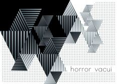 Horror Vacui* | Η αξία του κενού χώρου για το design και την οπτική επικοινωνία