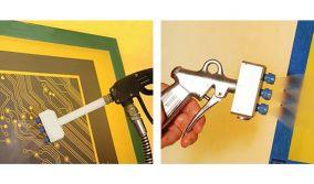 Πιστόλι Ψεκασμού χειρός για εμφάνιση τελάρων μεταξοτυπίας KIWO PROFI WASH