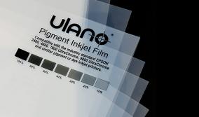 Διάφανα πολυεστερικά φιλμ για μελάνια νερού pigment & dye της Ulano