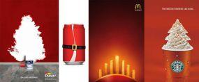 20 κορυφαίες έντυπες Χριστουγεννιάτικες διαφημίσεις από όλο τον κόσμο