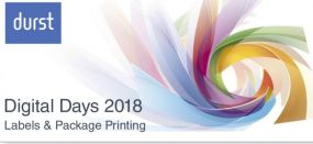 Digital Days 2018: Labels & Package Printing