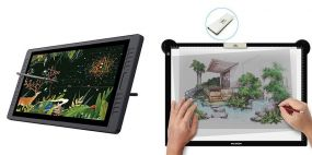 Tablet Σχεδίασης Huion στην πιο Προσιτή Τιμή της Αγοράς