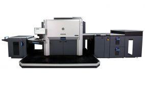 Η HP λανσάρει το ψηφιακό πιεστήριο  HP Indigo 12000 HD Digital Press για εμπορικές εκτυπώσεις