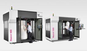 Νέος εκτυπωτής Massivit 1500 Exploration