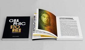 GraphicStories - Γραφιστορίες | Βιβλίο - Λεύκωμα